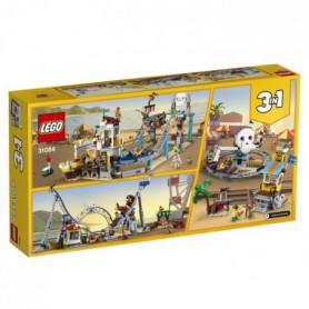 LEGO Creator 31084  Montagnes Russes des Pirates