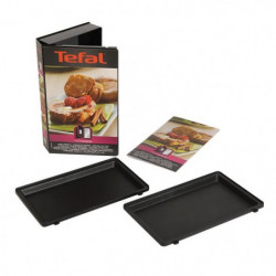 TEFAL Accessoires XA800912 Lot de 2 plaques pain perdu
