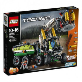 LEGO Technic 42080 Le camion forestier