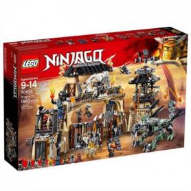 LEGO NINJAGO 70655  La Taniere du Dragon