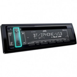 JVC Autoradio CD - USB - Iphone KD-T801BT