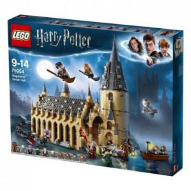 LEGO Harry Potter? 75954 La Grande Salle du chtea