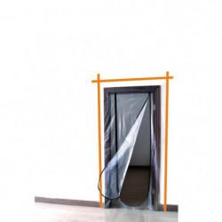 MEISTER Porte anti-poussiere avec fermeture éclair