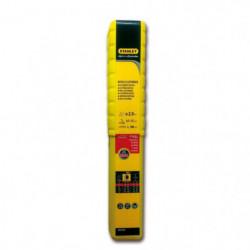STANLEY 460920  Lot de 155 électrodes rutiles acier - Ø 2 mm