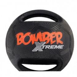 ZEUS Balle Mini Xtreme Bomber en caoutchouc 11,4 cm
