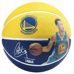SPALDING Ballon de basket-ball NBA Player Stephen Curry