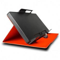 Batterie externe de 10 000mAh et protection rouge Steelplay