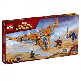 LEGO Marvel Super Heroes 76107 Le combat ultime