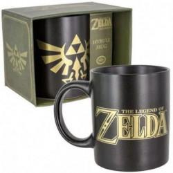Mug Zelda: Logo