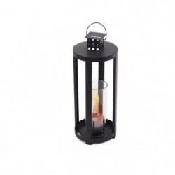 PURLINE Chaos photophore lanterne bio éthanol noir