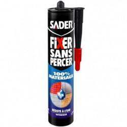 SADER Cartouche Colle Fixation 100% Matériaux - 290ml