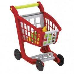 ECOIFFIER CHEF Chariot Supermarché Garni