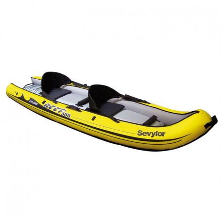 SEVYLOR Kayak Gonflable Sit on Top Reef 300