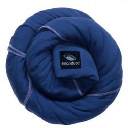 MANDUCA Echarpe de portage Sling Bleu Roi
