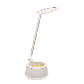 LEXIBOOK Decotech Lampe de Bureau LED avec Enceinte