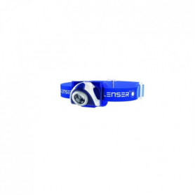 LEDLENSER Lampe frontale LED Seo7R - Bleu
