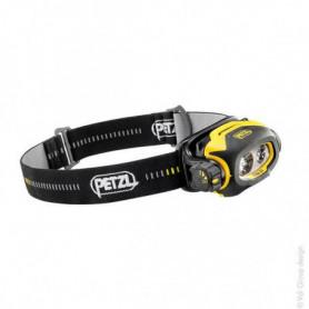 PETZL Lampe frontale Pixa 3 R - Mixte - Noir et jaune