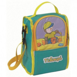 Fun House T'choupi sac bandouliere isotherme pour enfant