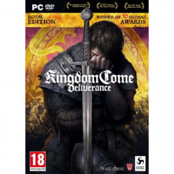 Kingdom Come Deliverance - Royal Edition - Game Of The Year