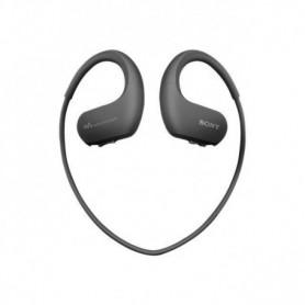 SONY NW-WS414 Lecteur MP3 - Casque sport 8 Go Noir