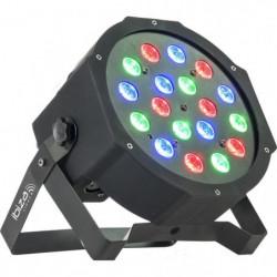 PARTY PAR181 Projecteur a leds rgb DMX - Noir