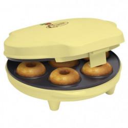 BESTRON ADM218SD Machine a donuts - Jaune Pastel