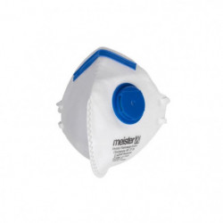 MEISTER 3 masques anti poussiere - pliable FFP2