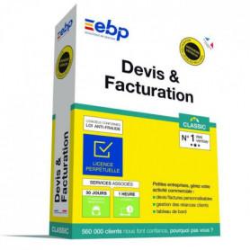 EBP Devis et facturation Classic - Derniere version