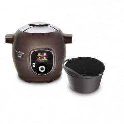 MOULINEX CE852900 Multicuiseur intelligent Cookeo 150 recettes