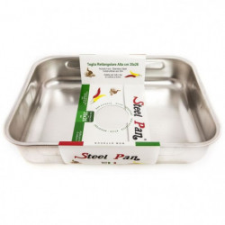 STEEL PAN SP11160 Plat a four