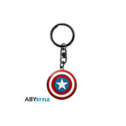 Porte-clés Marvel - Captain America - ABYstyle