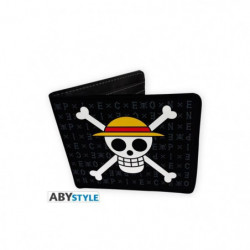 Portefeuille One Piece - Skull Luffy - ABYstyle