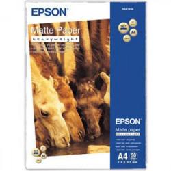 EPSON Papier photo mat S041256 - 167g/m2 - A4 - 50 feuilles