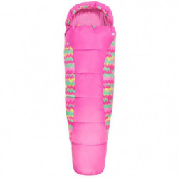 TRESPASS Sac de couchage Bunka - Enfant - Rose