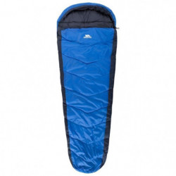 TRESPASS Sac de couchage Doze - Bleu royal