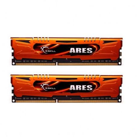 G.Skill 16Go DDR3 1600MHz Ares    F3-1600C10D-16GA