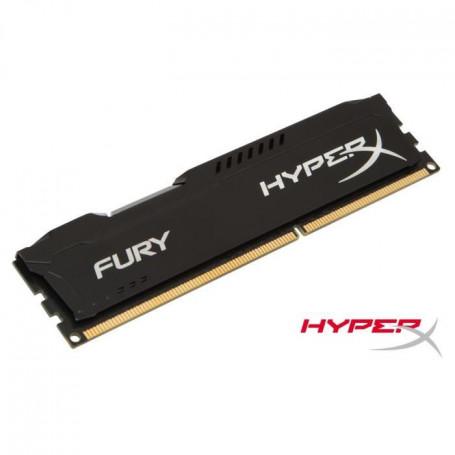 HyperX FURY Black 8Go DDR3 133    HX313C9FB/8