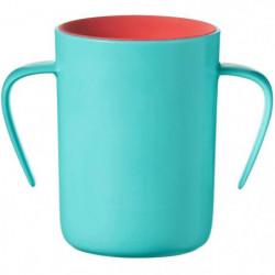 TOMMEE TIPPEE - Tasse 360° avec anses Vert 6m+