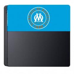 Façade de personnalisation OM Olympique de Marseille PS4 Slim