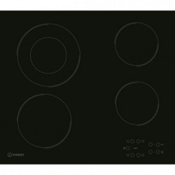 INDESIT RI260C - Table de cuisson vitrocéramique - 4 zones
