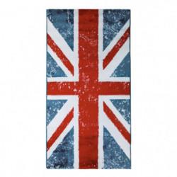 UK FLAG Tapis enfant - 80 x 150 cm - Polypropylene