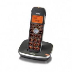SWITEL D100 Téléphone sénior sans fil, amplifié