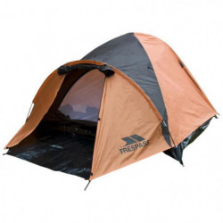 TRESPASS Tente Ghabhar - 4 personnes - Orange
