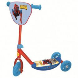 SPIDERMAN Trottinette 3 roues avec sac de rangement - Marvel