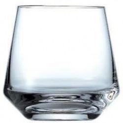 SCHOTT ZWIESEL Boîte de 6 verres a whisky Pure - Forme basse