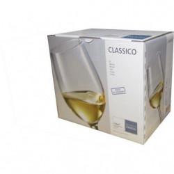 SCHOTT ZWIESEL Boîte de 6 verres a vin Classico - 22,1 cl