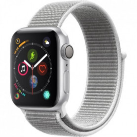 Apple Watch Series 4 GPS, 40mm Boîtier en aluminium