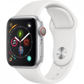 Apple Watch Series 4 GPS + Cellular, 40mm, Boîtier
