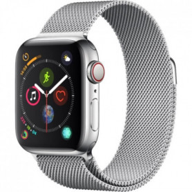 Apple Watch Series 4 GPS + Cellular, 40mm Boîtier