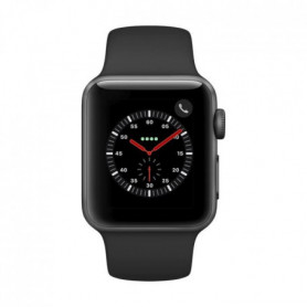 Apple Watch Series 3 GPS + Cellular, 38mm Boîtier